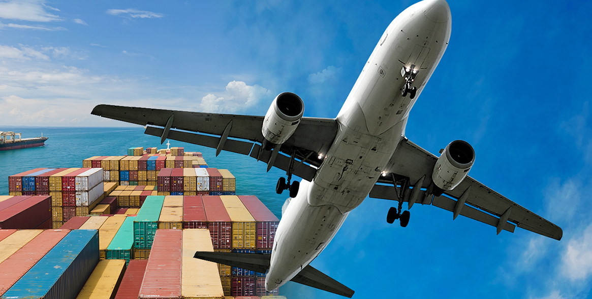 Air Freight vs. Sea Freight: Things to Consider When Transporting Your Goods